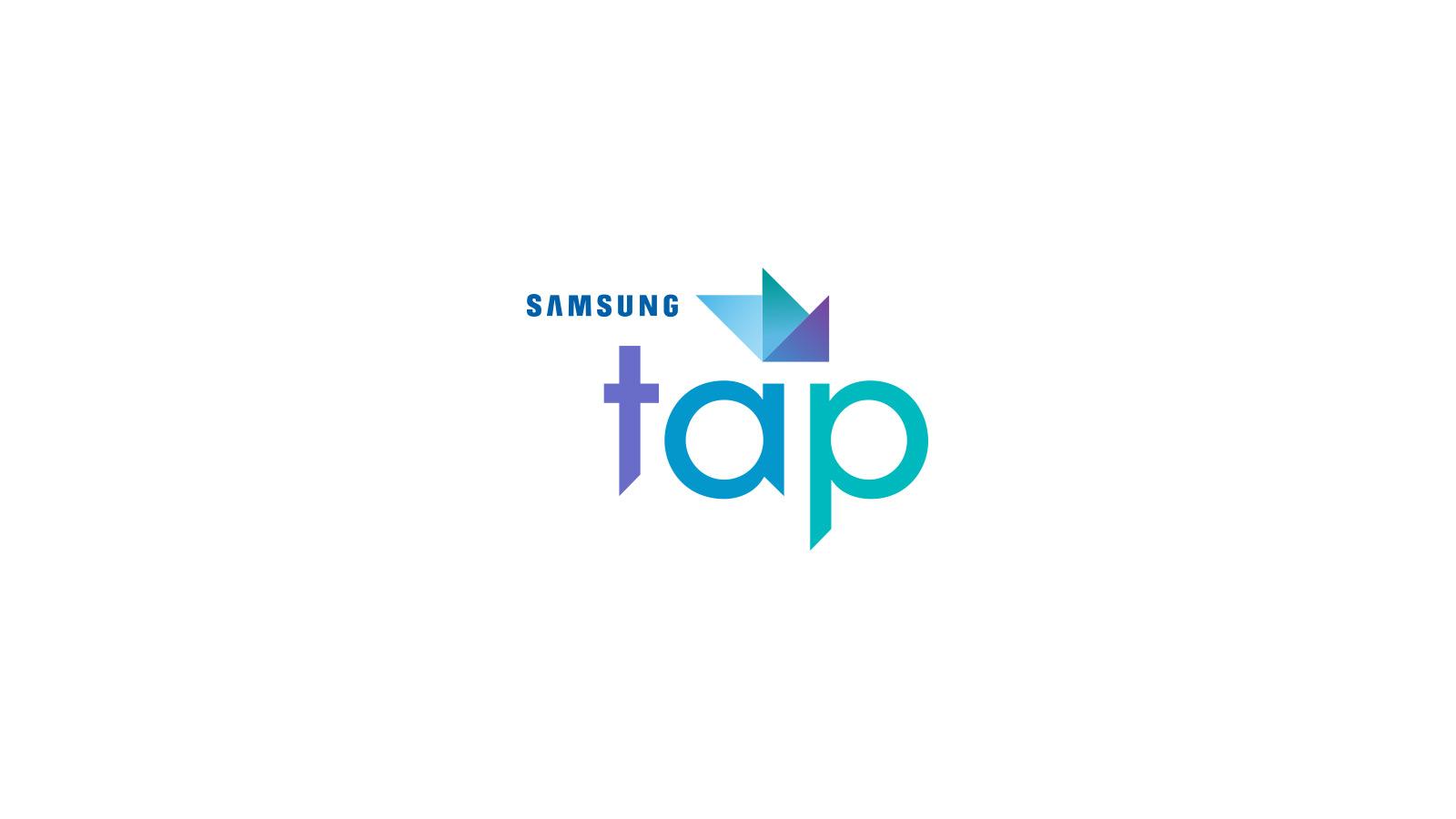 Samsung Tap on White